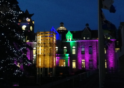 Lighting-up-the-BC-Parliament-with-Commercial-grade-lights-1