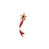 Double Ribbon Star Pole Mount Canada
